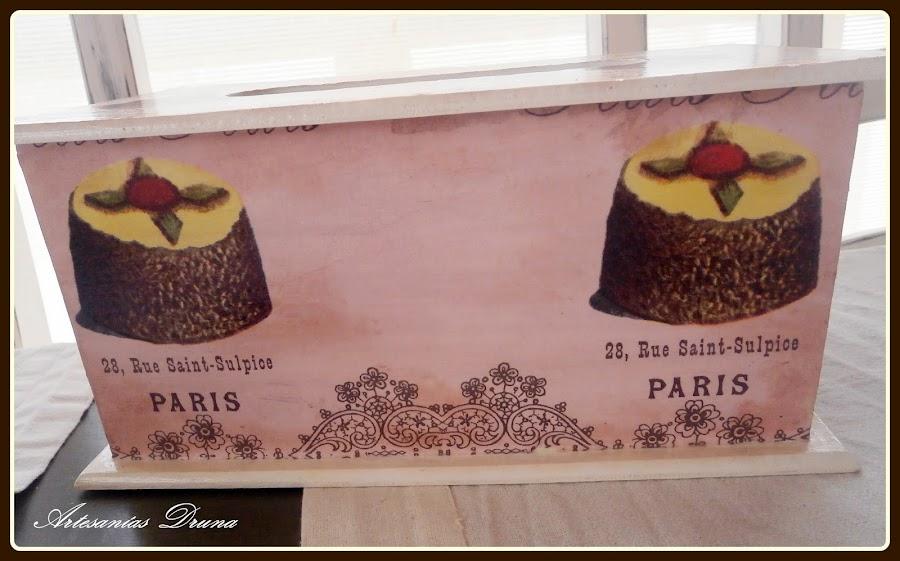 Forrar cajas con servilletas - Servilletas decoradas de papel ...