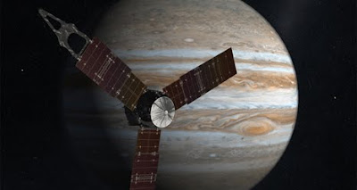 NASA's Juno Spacecraft Refines its Path to Jupiter