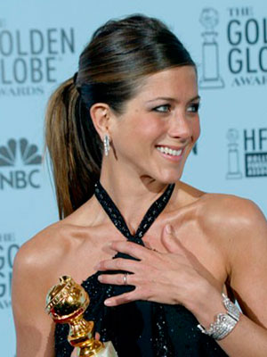 Mana de mujer: Secretos de belleza de Jennifer Aniston