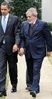 Lula da Silva & Barack Obama.