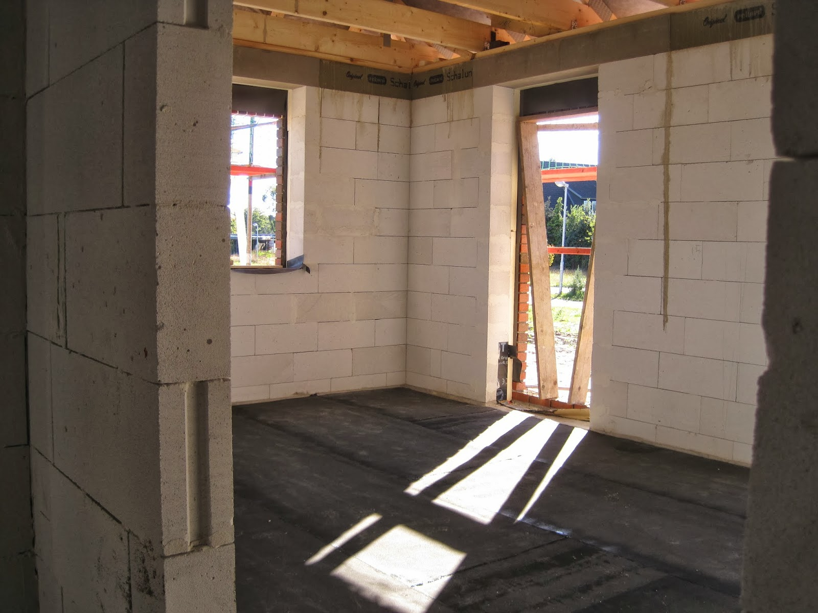 Wir Bauen Mit Claassen Haus Aus Luneburg September 2013