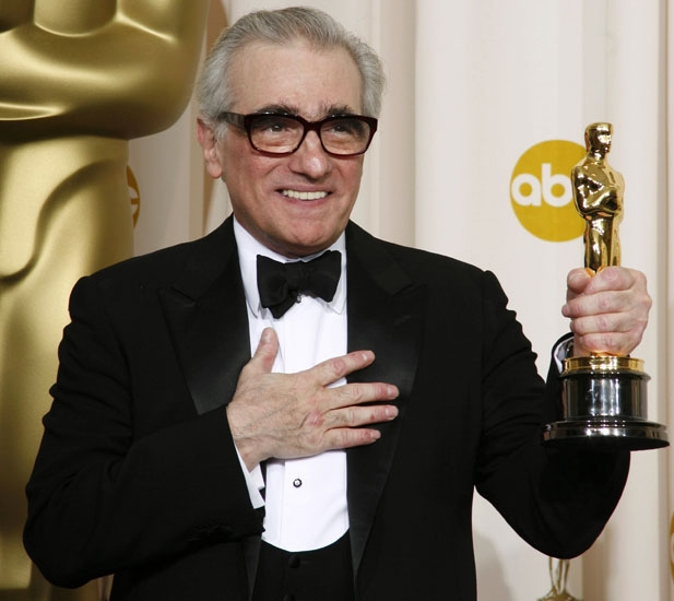 Martin Scorsese - Picture Actress