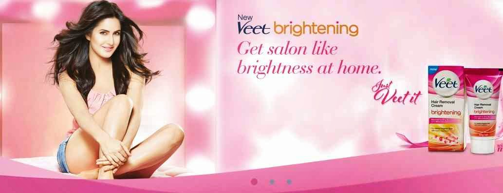 Veet Skin Brightening Cream