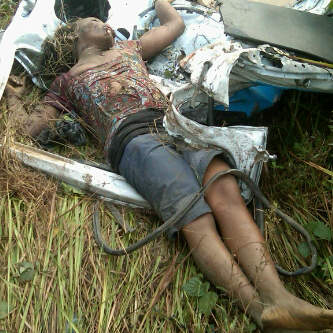 GRAPHIC PHOTOS: Fatal Bus Accident In Delta Kills All Aboard