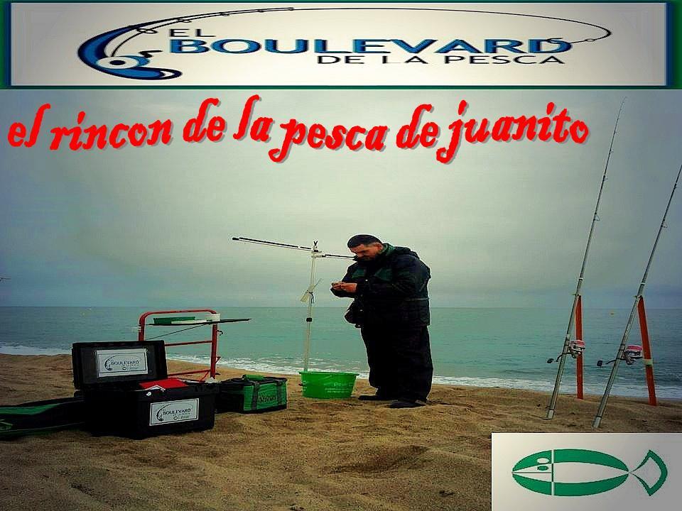 el ricon de la pesca de juanito