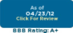 image BBB A+ rating