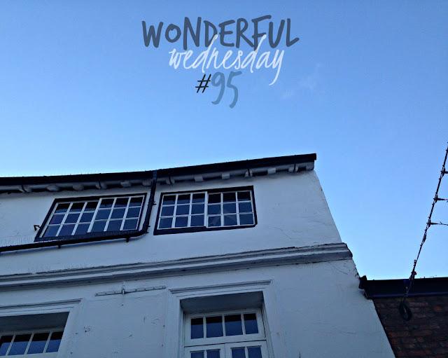 Wonderful Wednesday #95