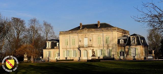 LANEUVEVILLE-DEVANT-NANCY (54) - Château de Montaigu