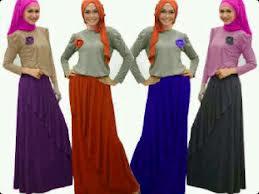 Baju Muslim Terbaru 2013