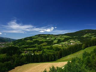 Austria Landscape