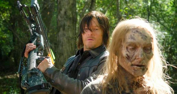 Daryl en The Walking Dead 5x15 - Try