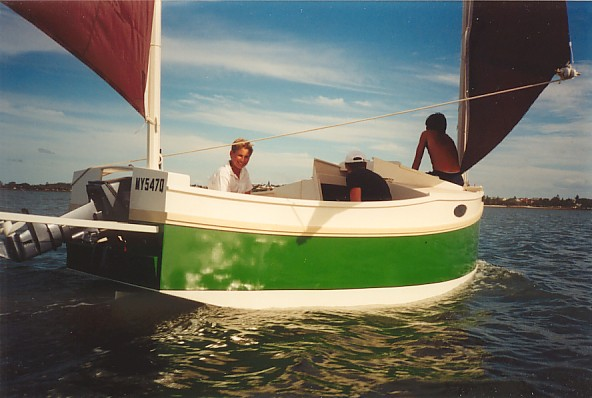 Instant Boats Phil Bolger : Ross lillistone wooden boats thinking about phil bolger s