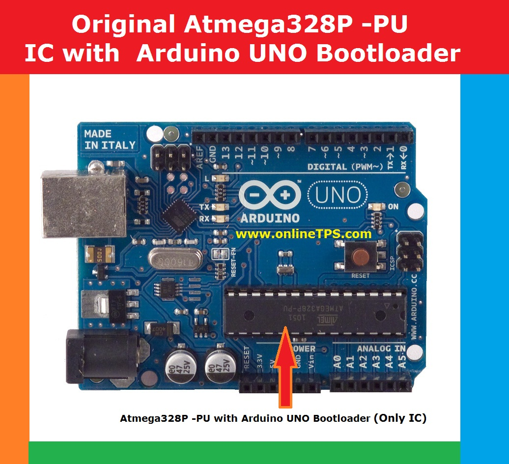 Tested ok projects new original atmega p pu dip