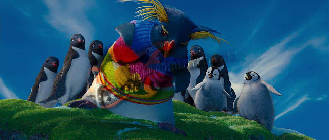 Happy Feet 2 El Pingüino 720p HD Español Latino Dual BRRip 2011