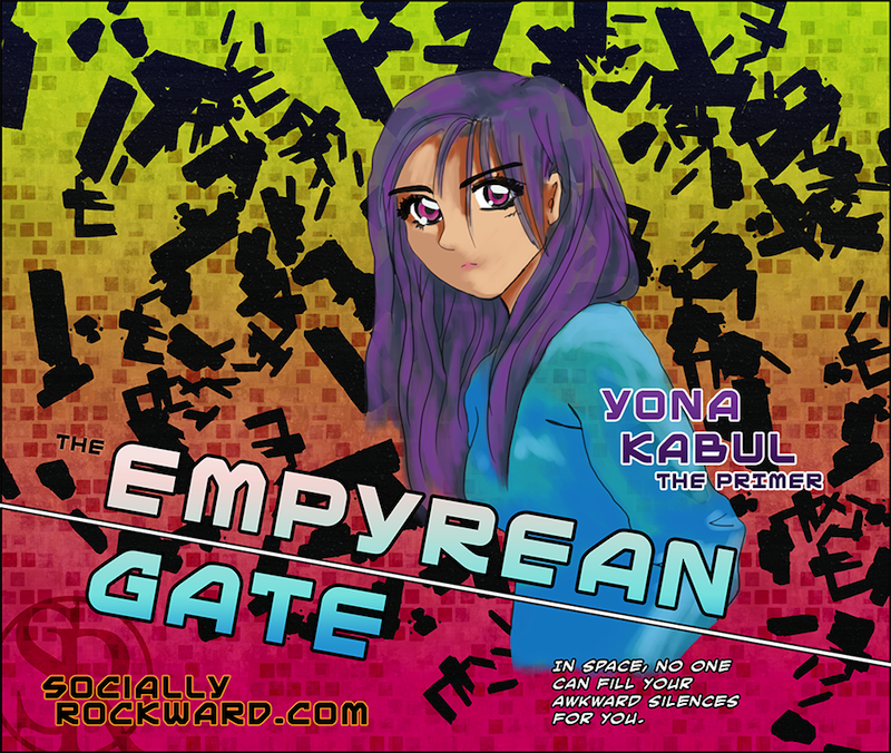 The Empyrean Gate Book Blitz