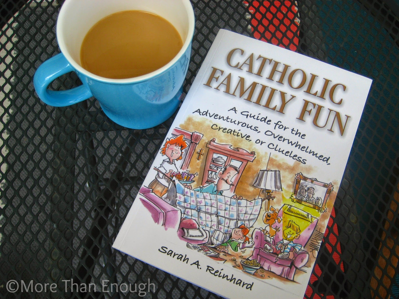 Catholic Family Fun Giveaway