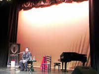 "Félix Crujera ""El Sevillano"" canta un martinete, Colmenar 15 de Noviembre de 2015"