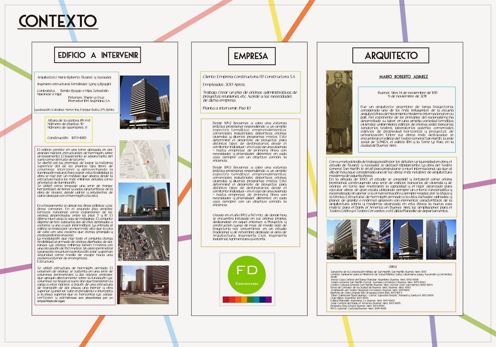 Dise o de interiores 5 desarrollo de diferentes propuestas - Paginas de diseno de interiores ...