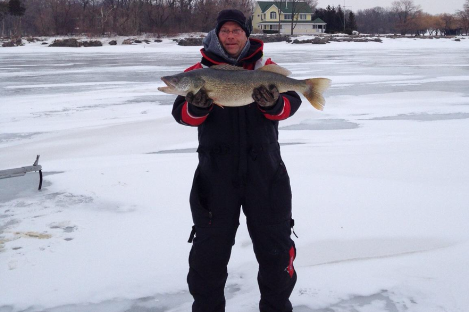 Lake erie walleye fishing reports march 2014 for Odnr fishing report