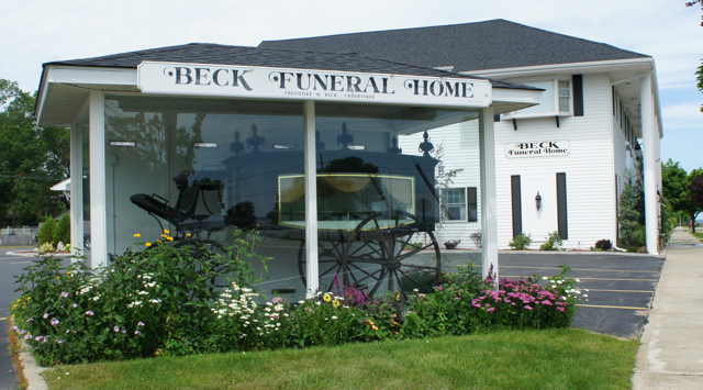 Beck Funeral Home Rogers City