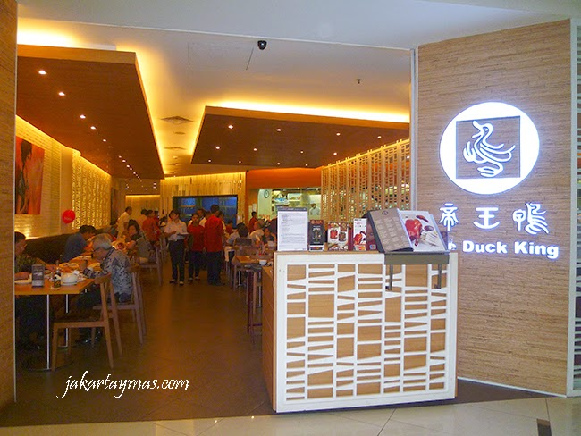 Restaurante Duck King en Yakarta