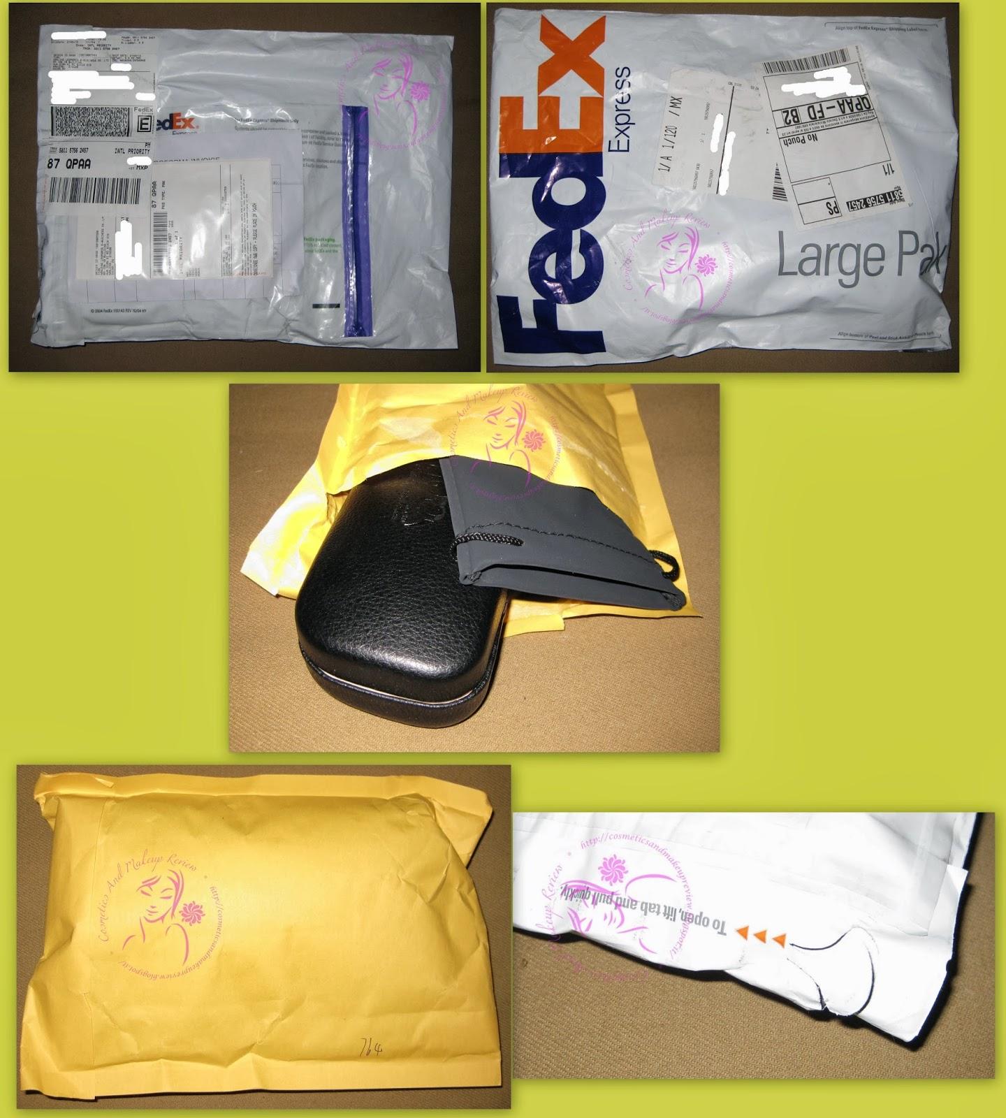 Firmoo - Il pacco spedito