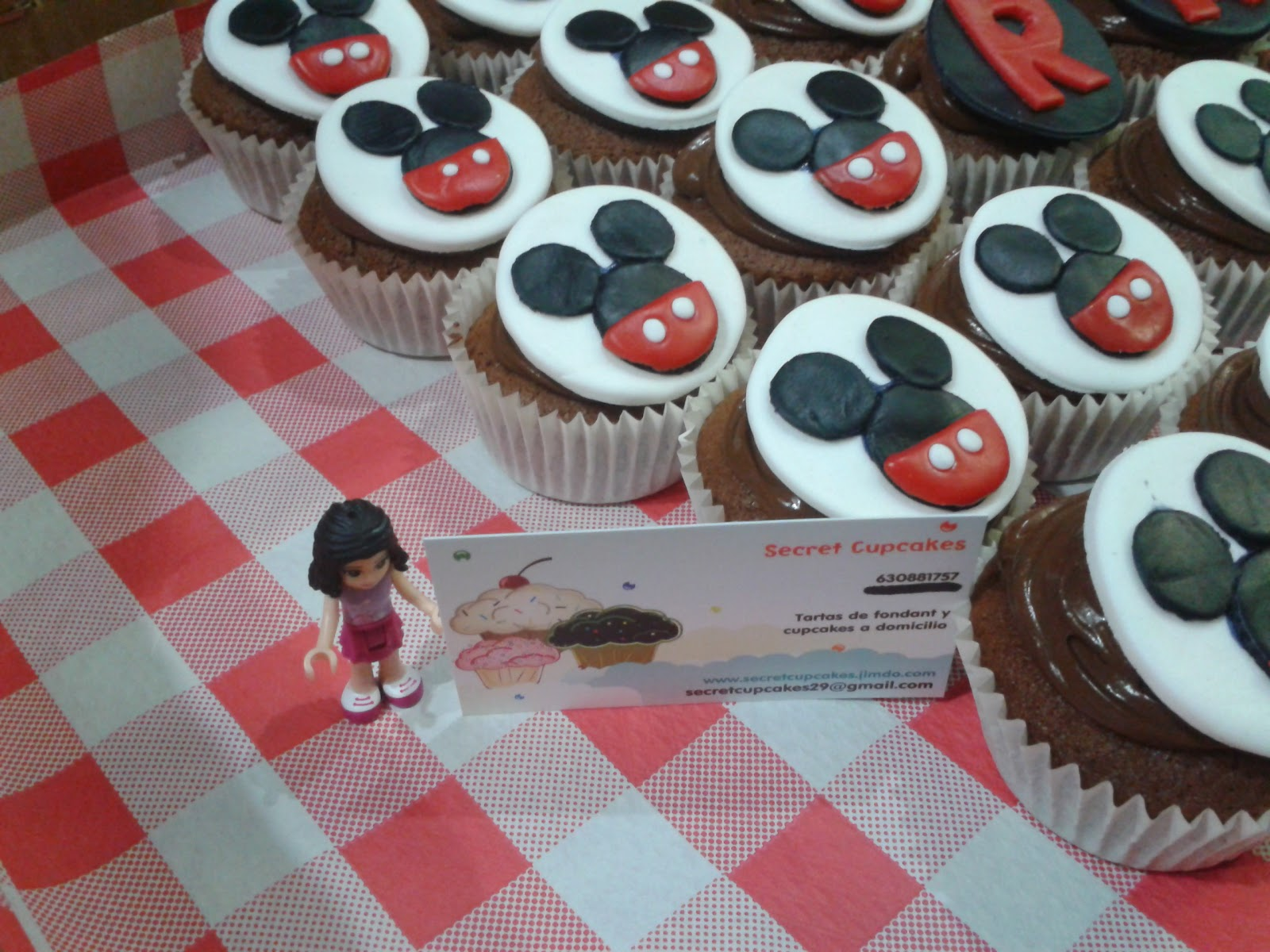 Cupcakes tenerife cupcakes de mickey - Cupcakes tenerife ...