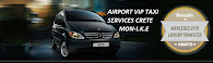 AIRPORT VIP TAXI SERVICES CRETE-ΜΟΝ-Ι.Κ.Ε