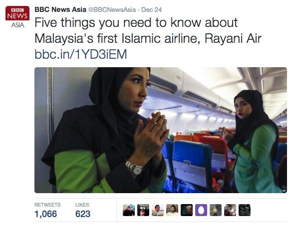 Habis Rayani Air Kena 'Condemn' netizen dari negara luar