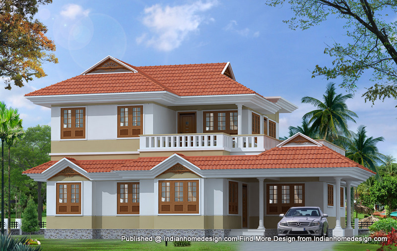 Architecture homes for Beautiful 4 bedroom house designs
