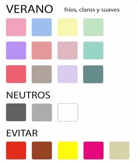 Arla cu l es tu paleta de colores - Gama de colores calidos ...