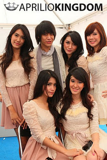 Foto Princess Girl Band terbaru