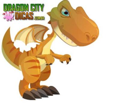 Dragão T-Rex