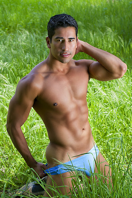 male model osiris cruz