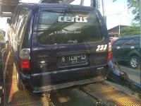 Pengiriman Isuzu Panther (233)Semarang ke Jakarta