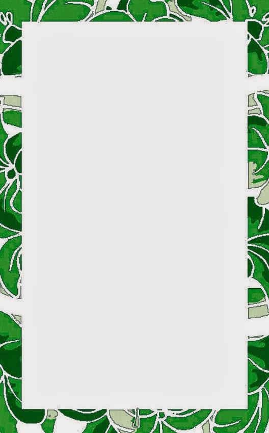 Marcos verdes png - Imagui