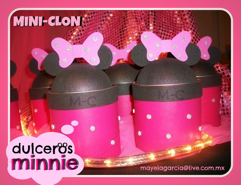 Dulces Para Fiesta De Minnie Mouse