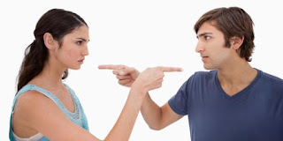 Cara Menahan Marah kepada Pasangan