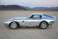 Shelby Cobra Daytona Coupe 50th Anniversary Continuation (2015) Side