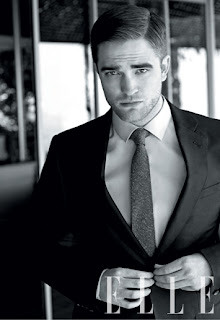 Robert Pattinson May issue of Elle