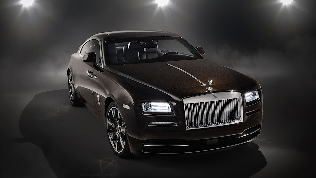 Rolls-Royce Wraith 'Inspired by Music'