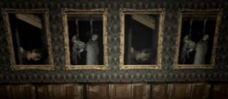 Resident Evil 4 Portrait Puzzle