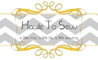 Haute To Sew