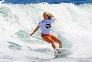 bethany hamilton and white shark