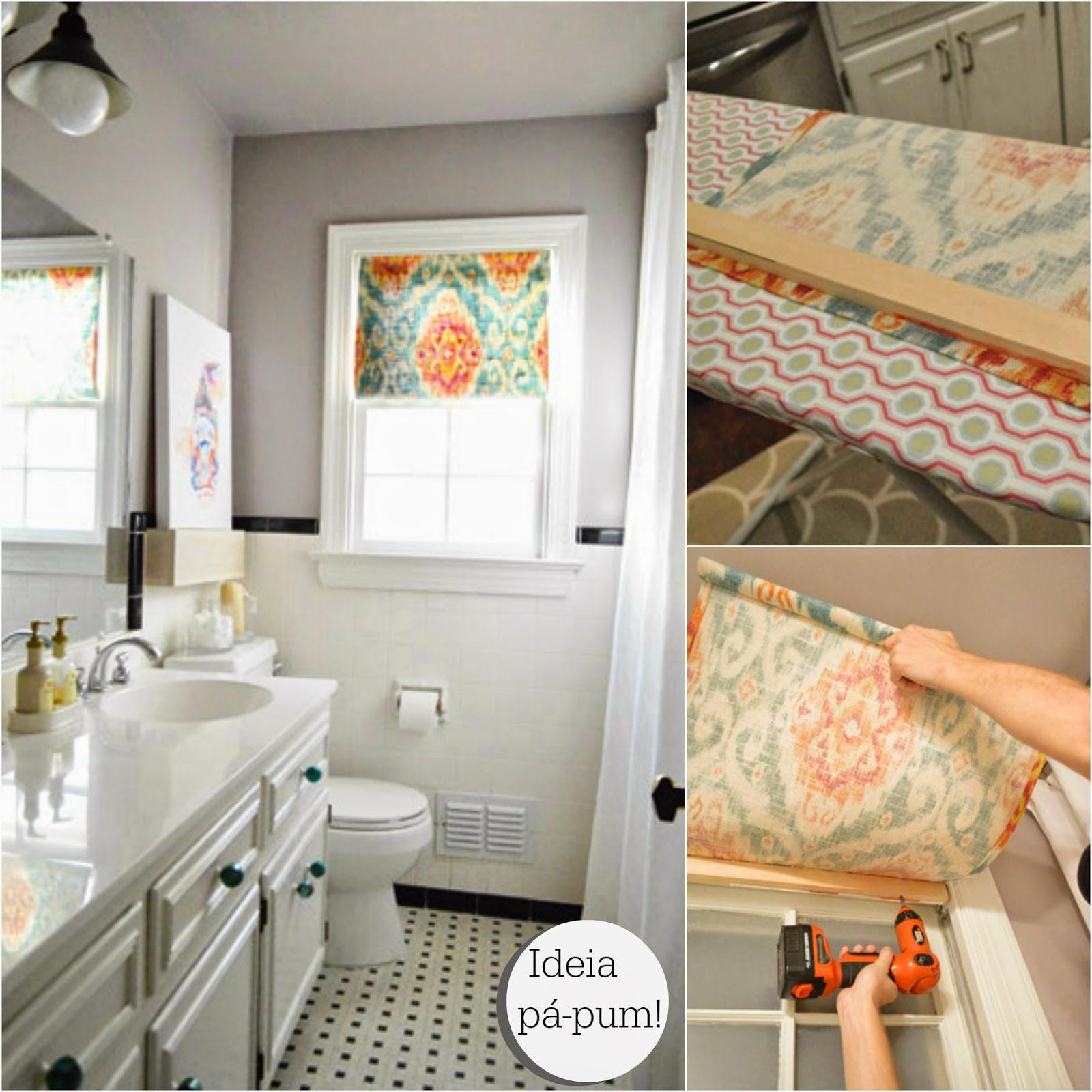 Sabe a janela da cozinha do banheiro ou aquele vitrô?Esse tutorial é  #B64115 1600 1600