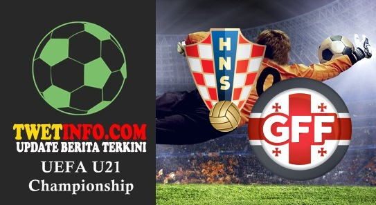 Prediksi Croatia U21 vs Georgia U21, UEFA U21 03-09-2015