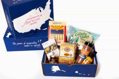 AMerican, made, Made in USA, Subscription Box, state,