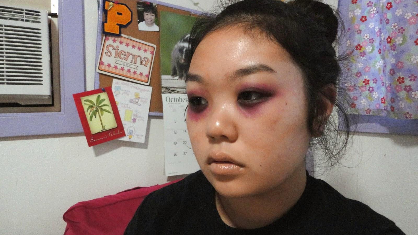 Sienna black eye makeup tutorial dsc03388g baditri Image collections