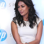 Chitrangda Singh Hot In White Skirt At The Launch Of New HP Envy Spectre XT Ultrabook In Delhi