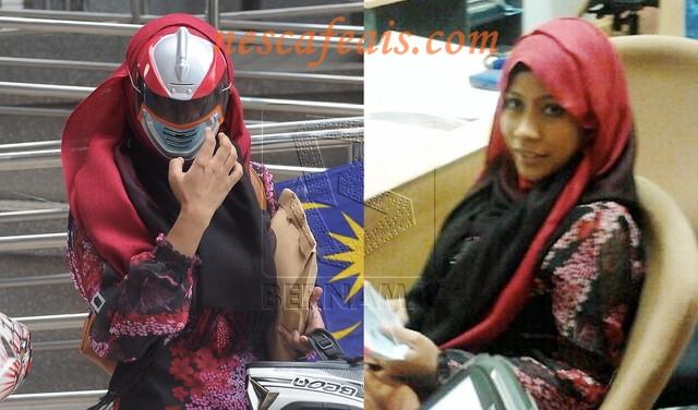 Wajah Sebenar Muhdalena Ahmad Kes Amuk Putrajaya
